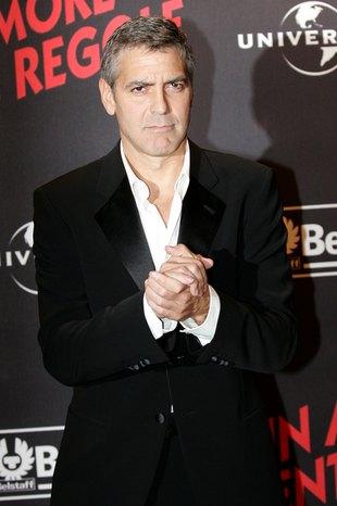 George Clooney był z dwiema na raz?