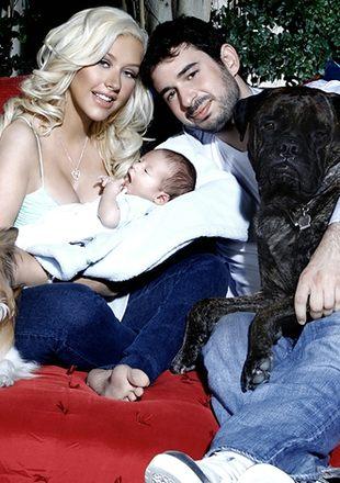 Christina bała się porodu naturalnego