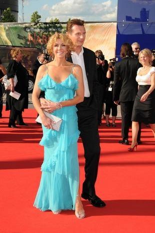 Żona Liama Neesona, Natasha Richardson w stanie krytycznym