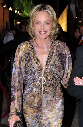 Gdzie się podziała ta seksowna Sharon Stone? (FOTO)
