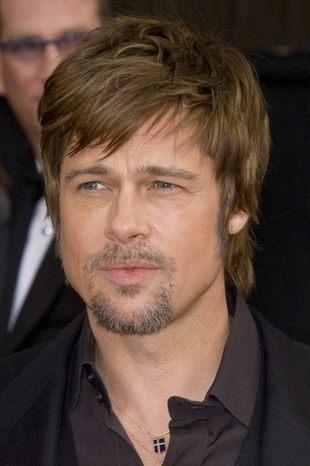 Brad Pitt obrońca