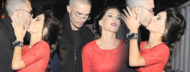 Justyna Steczkowska z mężem na imprezie (FOTO)