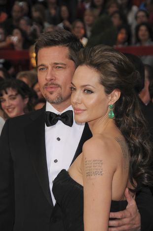 Angelina Jolie aresztowana