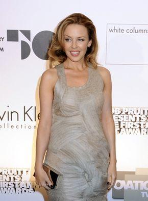Wciąż idealna Kylie Minogue (FOTO)