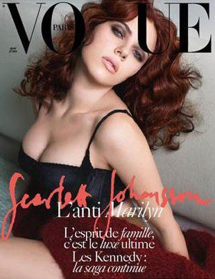 Ognista Scarlett Johansson (FOTO)