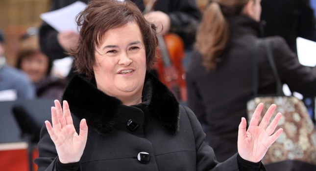 Susan Boyle nie chce żadnych operacji plastycznych