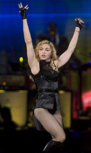 Madonna chce zabrać dzieci do Oświęcimia
