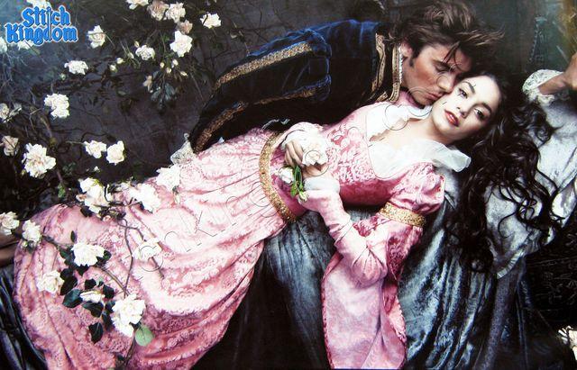 Vanessa Hudgens i Zac Efron jak z bajki (FOTO)