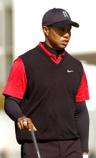 Tiger Woods: To było małżeństwo dla reklamy!