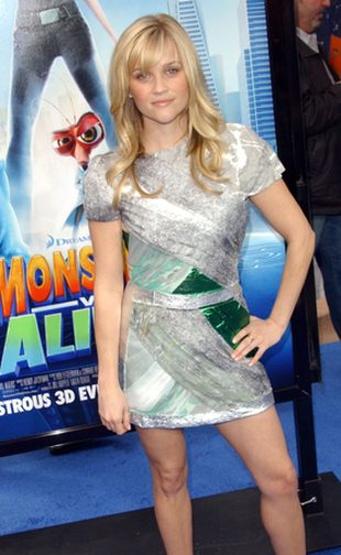 Zmęczona Reese Witherspoon (FOTO)