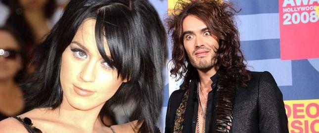 Russell Brand oświadczy się Katy Perry
