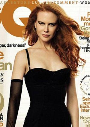 Nicole Kidman: Doznałam różnych rodzajów miłości (FOTO)