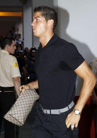 Cristiano Ronaldo: Duże dziewczyny lepiej to robią