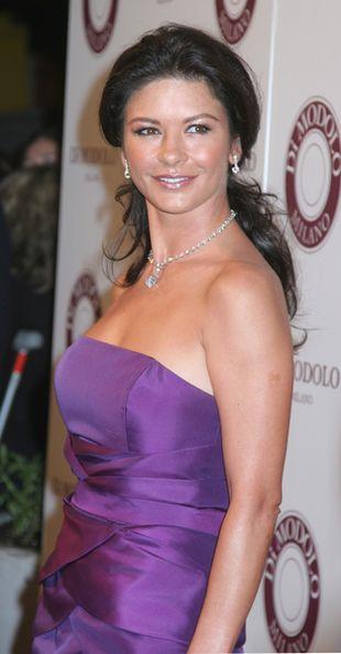 Catherine Zeta-Jones się broni