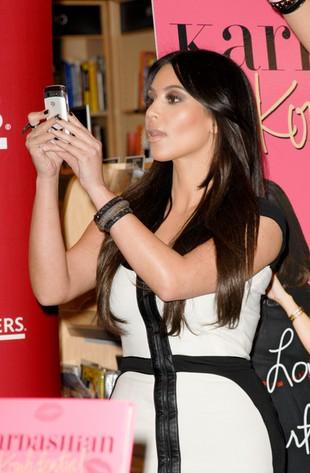 Kim Kardashian w ciąży z Kanye Westem?