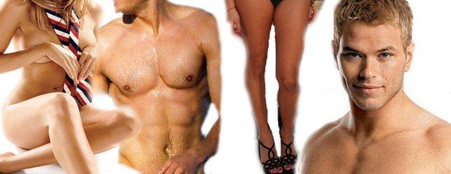 najgorętsze ciała 2011 roku