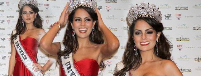 Jimena Navarrete - Miss Universe 2010 (FOTO)