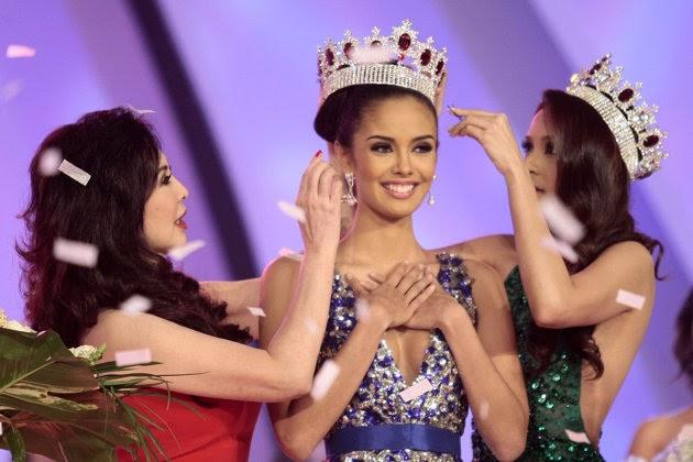 Oto Miss World 2013: Megan Young, Miss Filipin