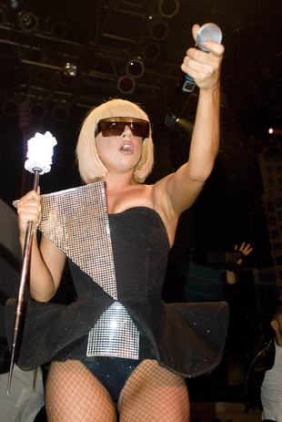 Lady GaGa na koncercie w Chicago (FOTO)