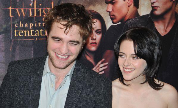 Robert Pattinson i Kristen Stewart za rączkę w Paryżu