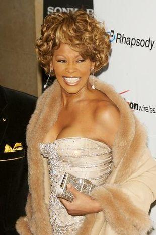 Whitney Houston nie zaśpiewa na żywo, bo dopiero ósma…
