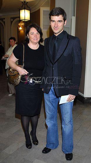 Tomasz Kammel ma żonę!