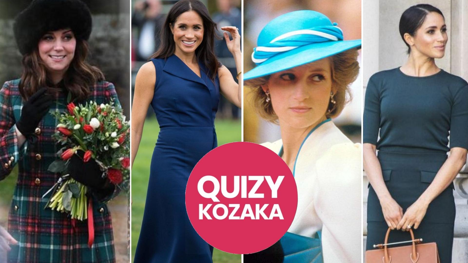 Sprawdź jaką byłabyś księżną. Dałabyś radę przeżyć w Pałacu Buckingham?