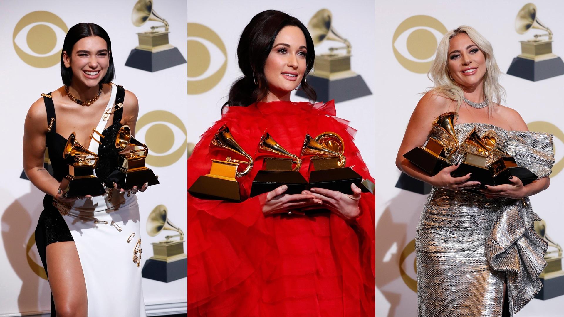 Grammy 2019 rozdane. Pełna lista zwycięzców