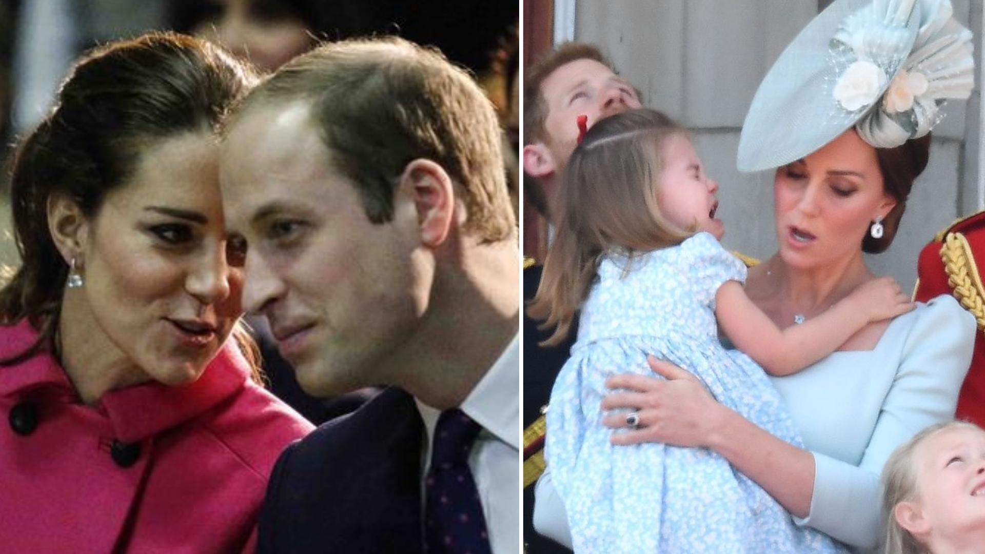 Dlaczego Kate Middleton i książę William znikną z życia publicznego?