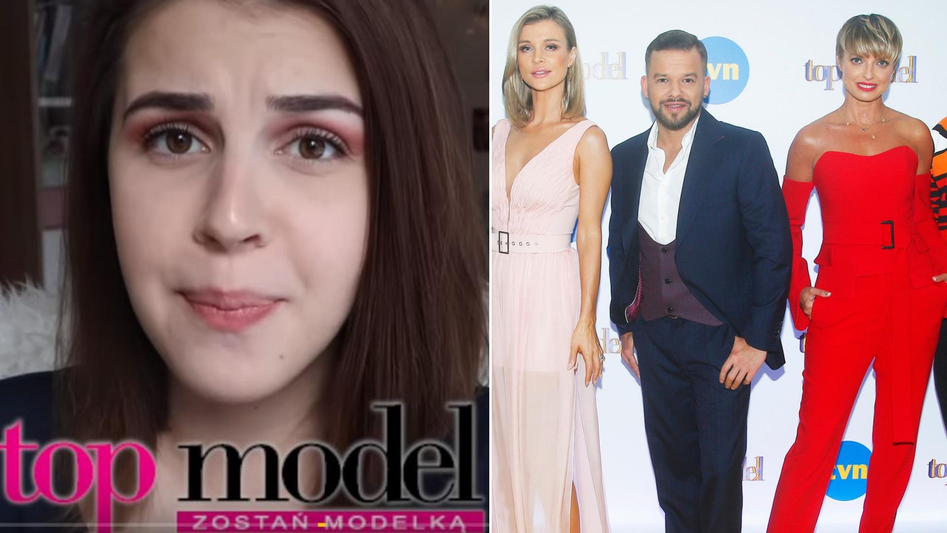 Vlogerka wyjawia KOSZMARNĄ prawdę o Top Model: Jechali po mnie jak po SZMACIE