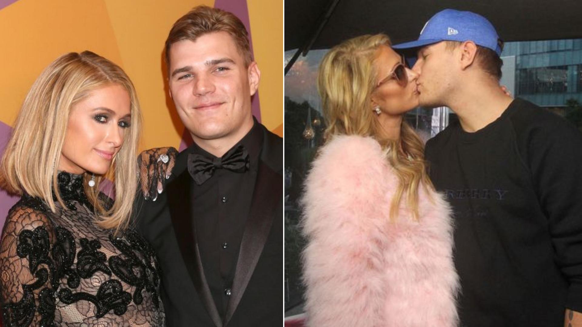 Paris Hilton ZERWAŁA zaręczyny z Chrisem Zylką! Znamy szczegóły