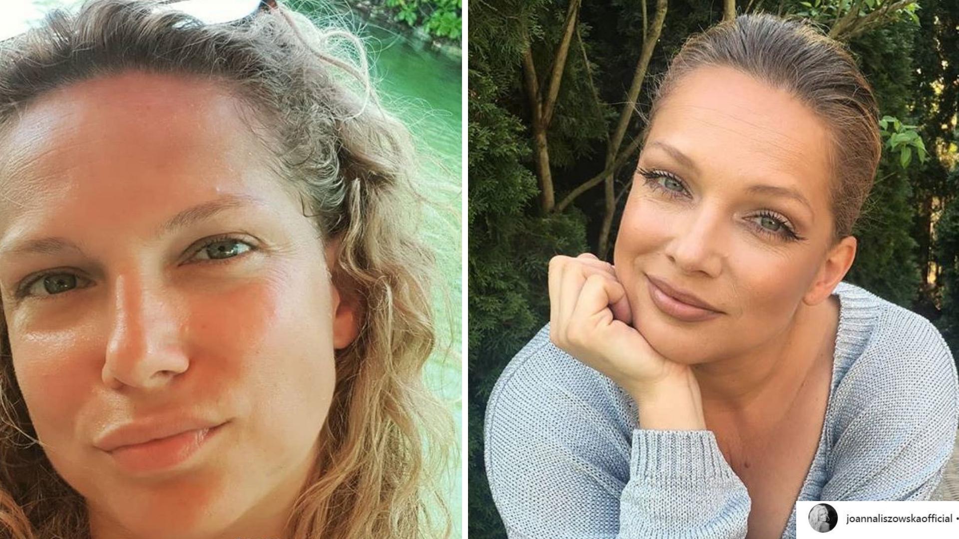 Joanna Liszowska pokazała swoje DWIE córki. Jakie one do niej podobne!