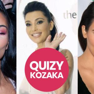 Tego na pewno NIE WIESZ o Kim Kardashian! (QUIZ)
