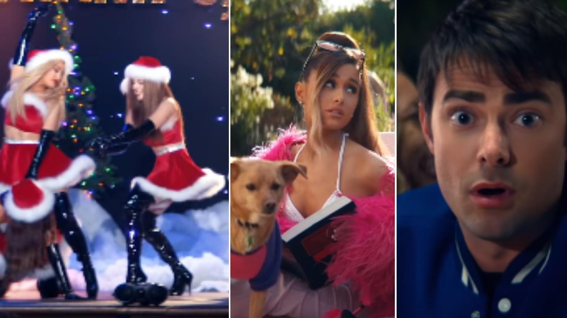"""To będzie HIT! Nowy teledysk Ariany Grande aluzją do filmu 'Wredne Dziewczyny"""""""