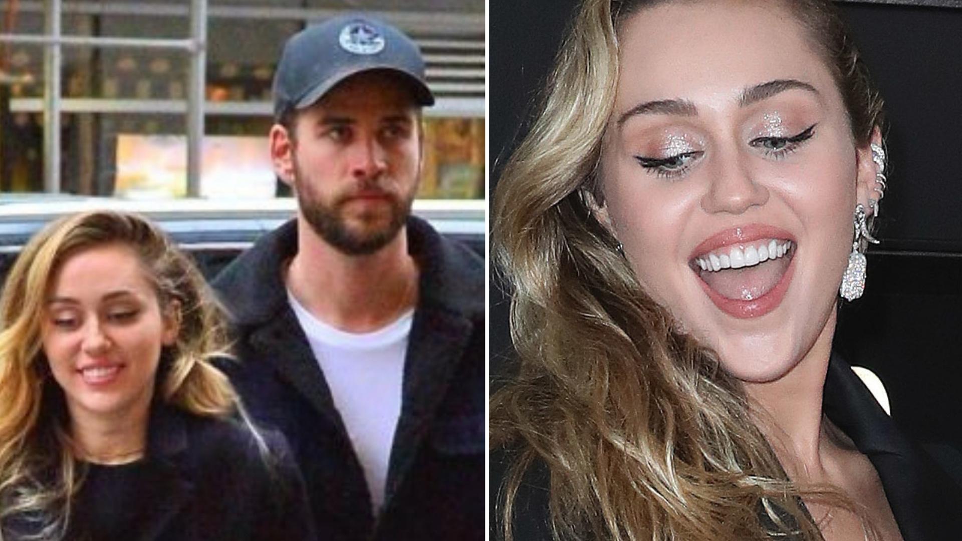 Wróciła niegrzeczna Miley! Wysłała zdjęcie mężowi i ROZŚMIESZYŁA cały Internet