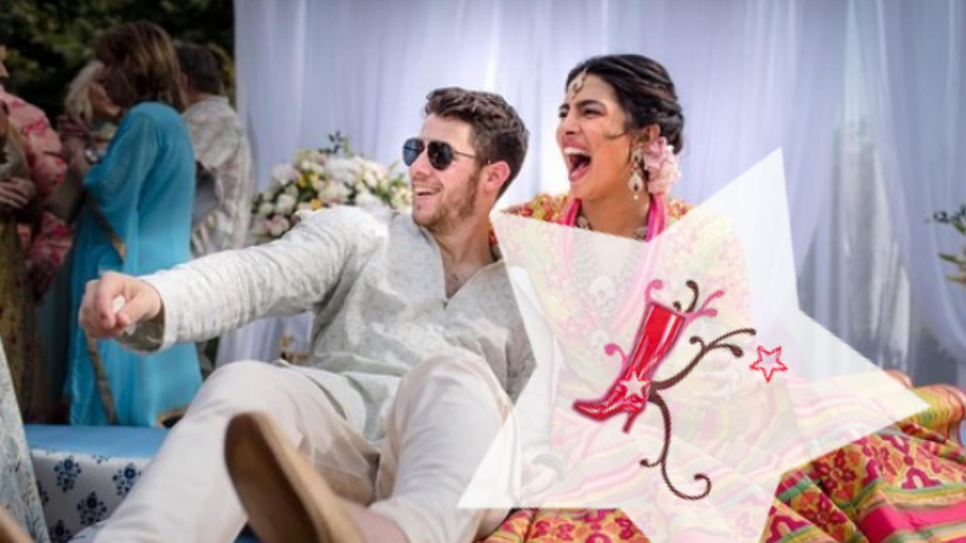 Nick i Priyanka WZIĘLI ŚLUB! Tradycyjna SUKNIA zgodna z tradycją była PIĘKNA