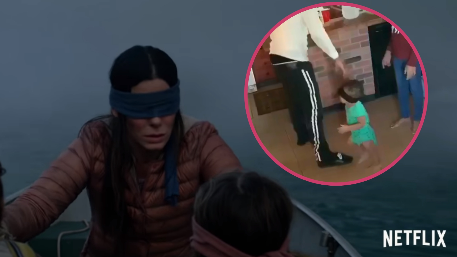 Bird Box Challenge: ludzie zaczęli robić to co w filmie. Skutki są tragiczne!