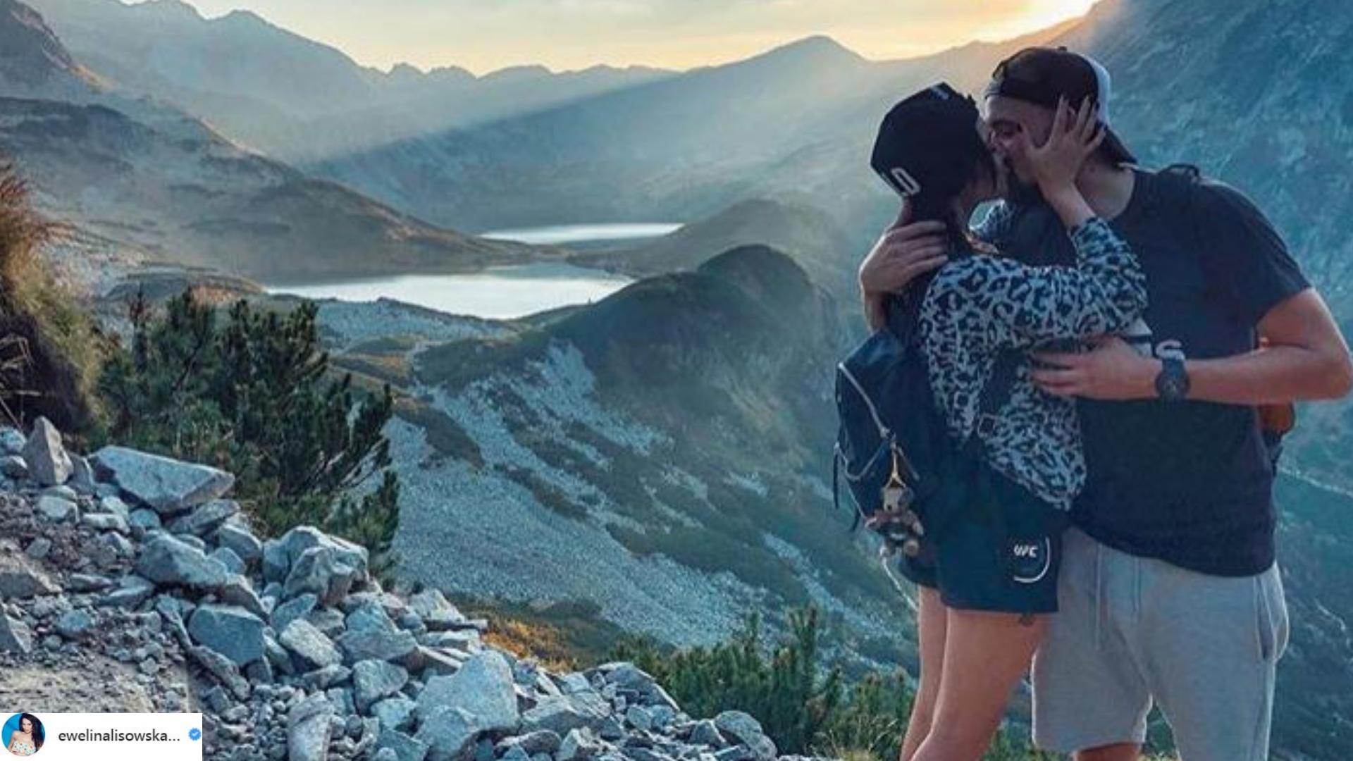 Ewelina Lisowska podróżuje z nowym chłopakiem. Jak romantycznie!