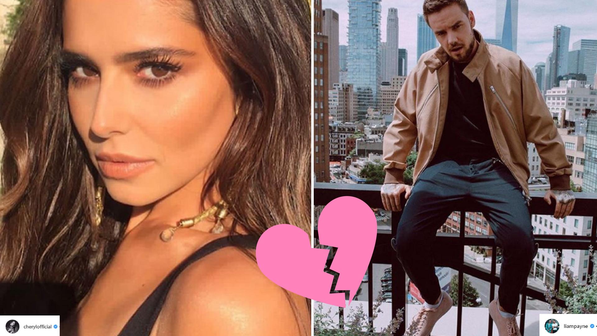 Liam Payne i Cheryl ROZSTALI SIĘ!