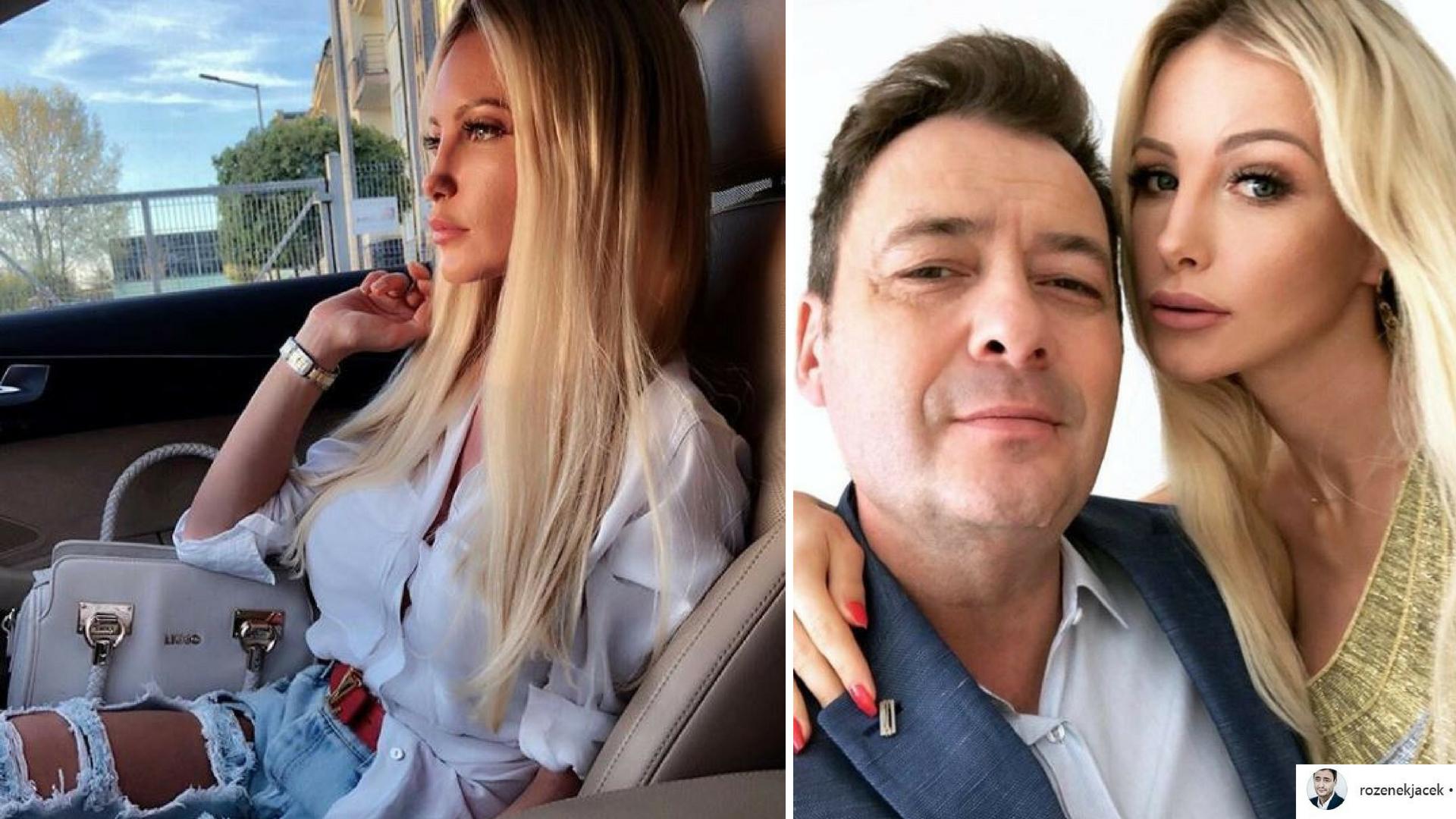 Jacek Rozenek oświadczył się Roxi Gąsce! Cóż za romantyczne zaręczyny