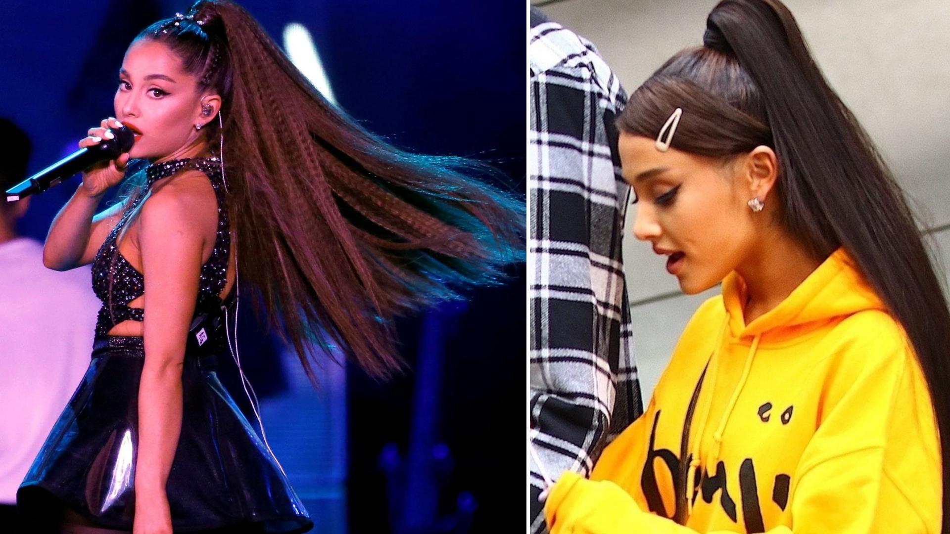 Ariana Grande pokazała się w ZUPEŁNIE NOWEJ fryzurze!