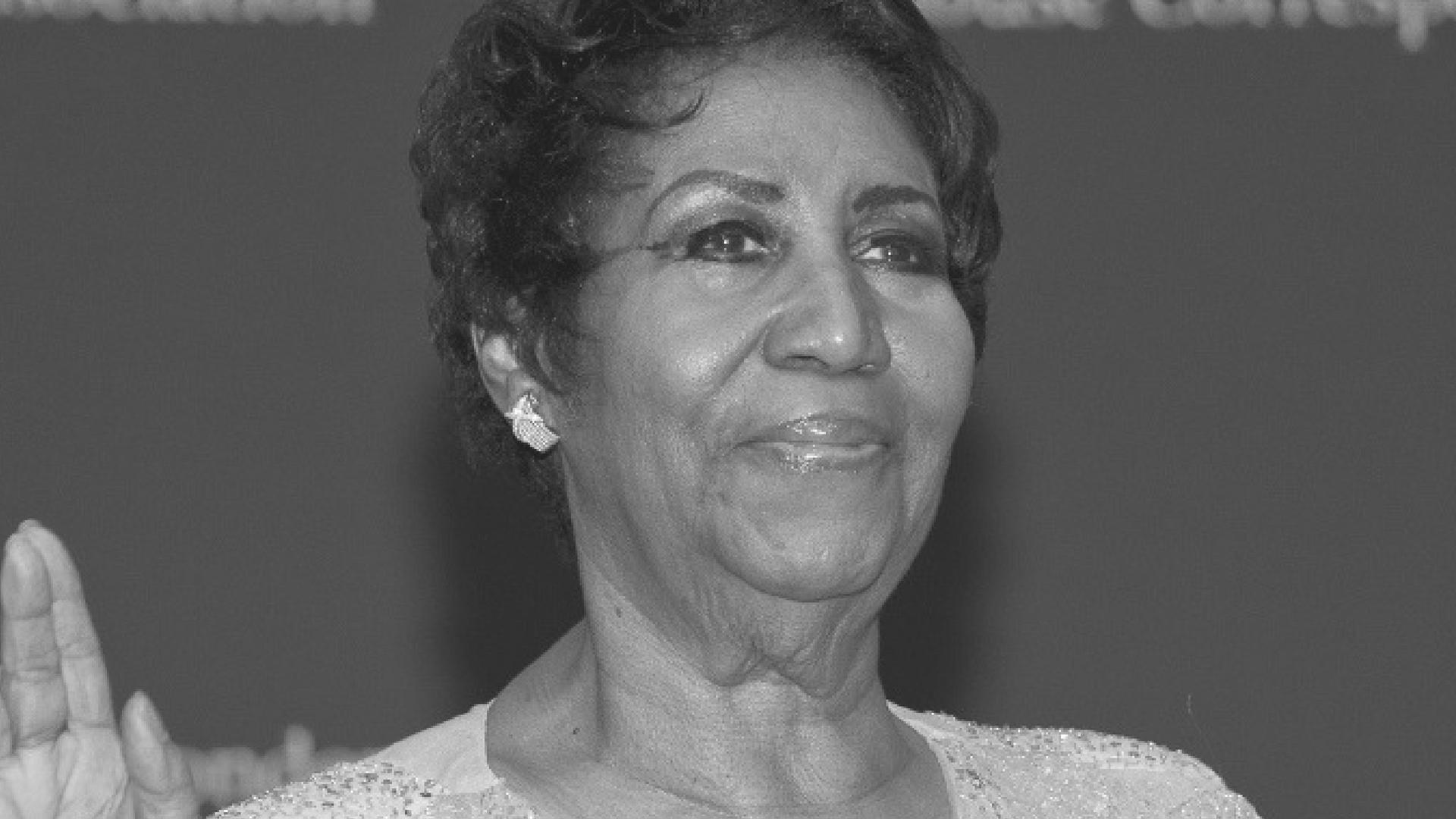 Nie żyje legendarna piosenkarka Aretha Franklin