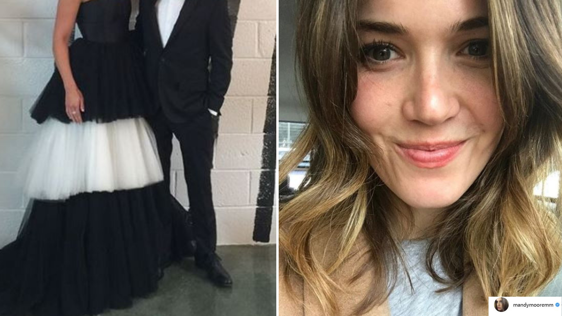 Gwiazda Szkoły uczuć – Mandy Moore wyszła za mąż!