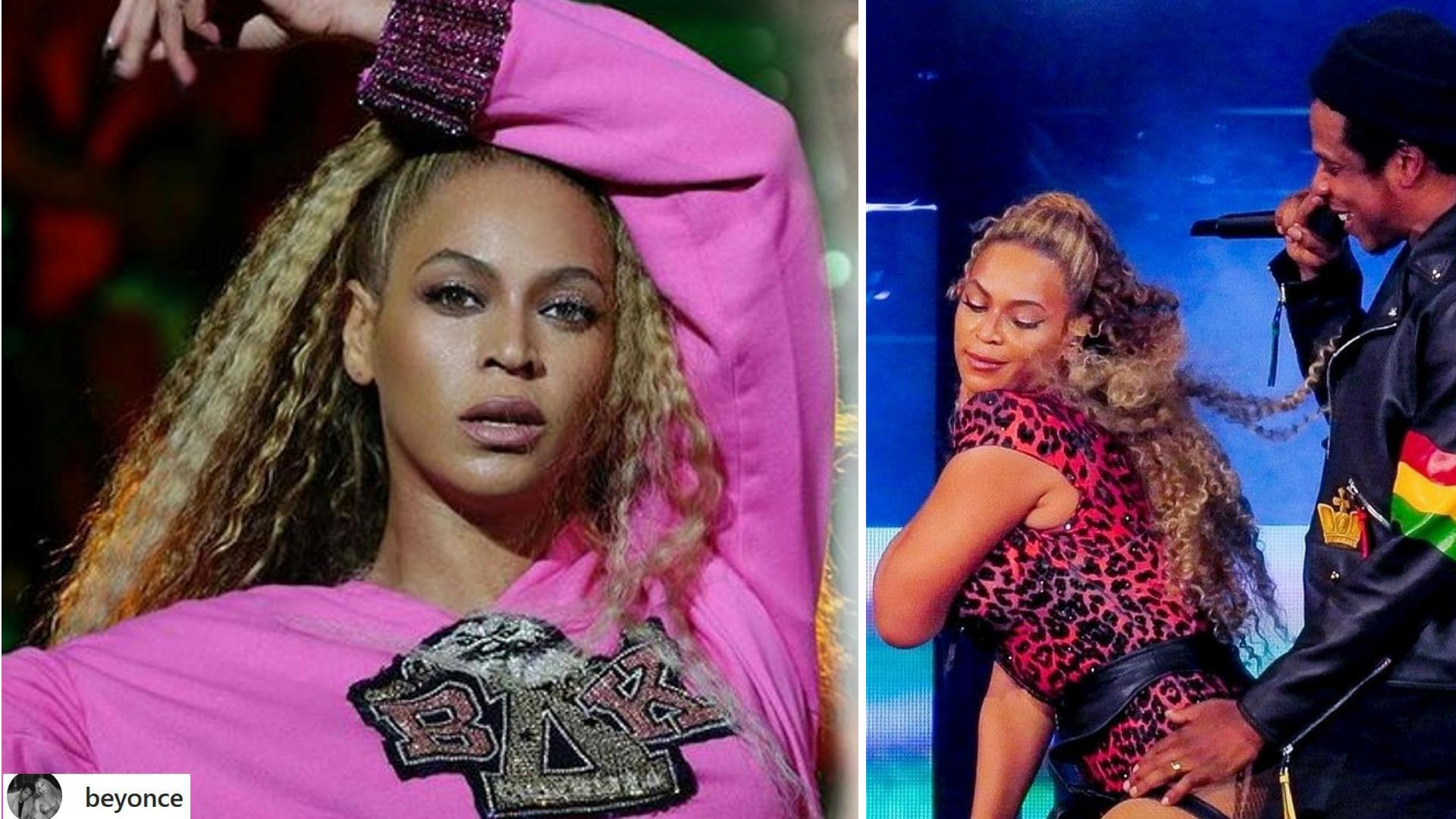 Oto DLACZEGO Beyonce musiała zejść po drabinie na koncercie w Warszawie!