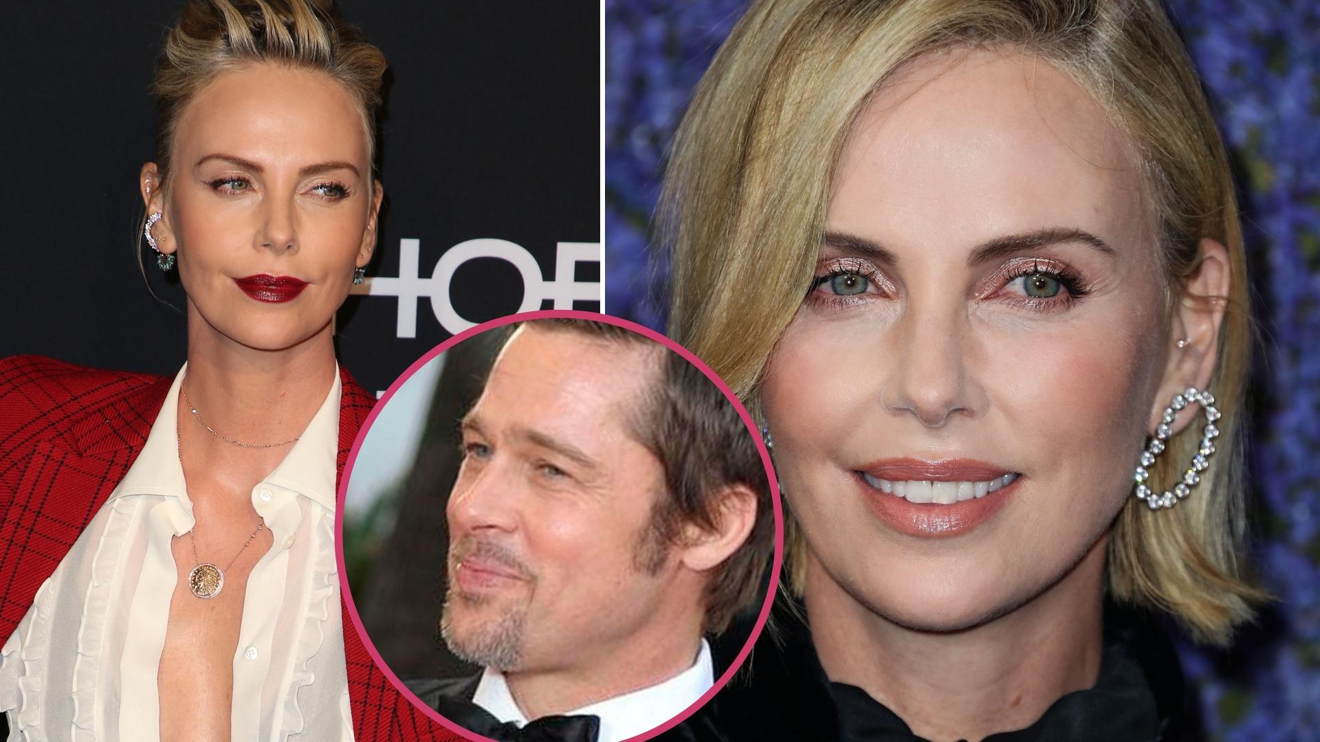 Charlize Theron to nowa partnerka Brata Pitta. Poznajcie SEKRET jej urody