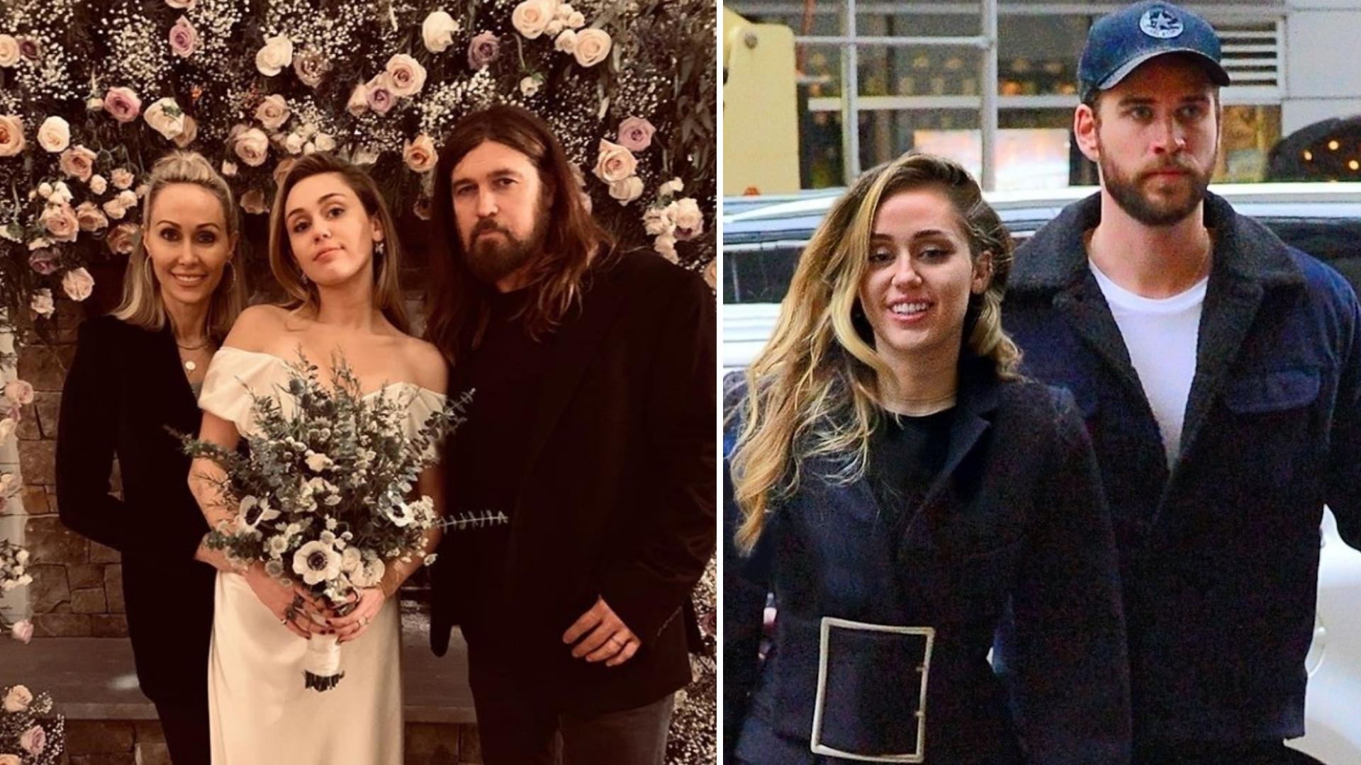 Ślub Miley i Liama nie był spełnieniem ich MARZEŃ. Wyszły na jaw nowe fakty