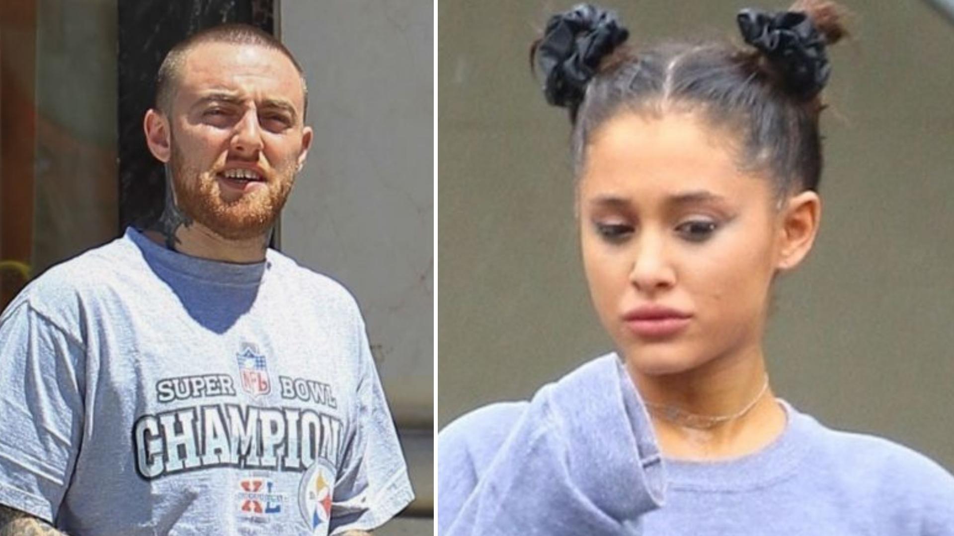 OTO ostatnia rzecz jaką zrobiła Ariana dla zmarłego Maca Millera!