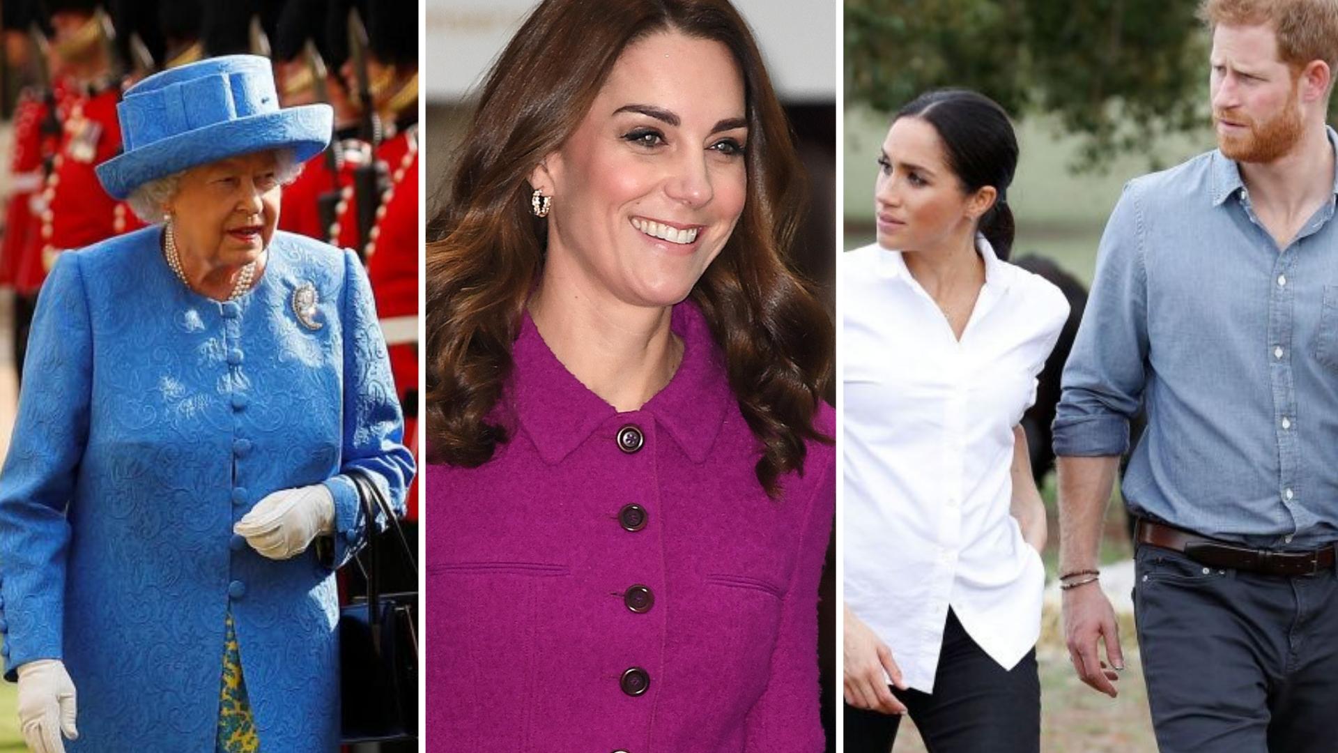 Księżna Kate odpowiedziała, czy w Pałacu Kensington je się pizzę