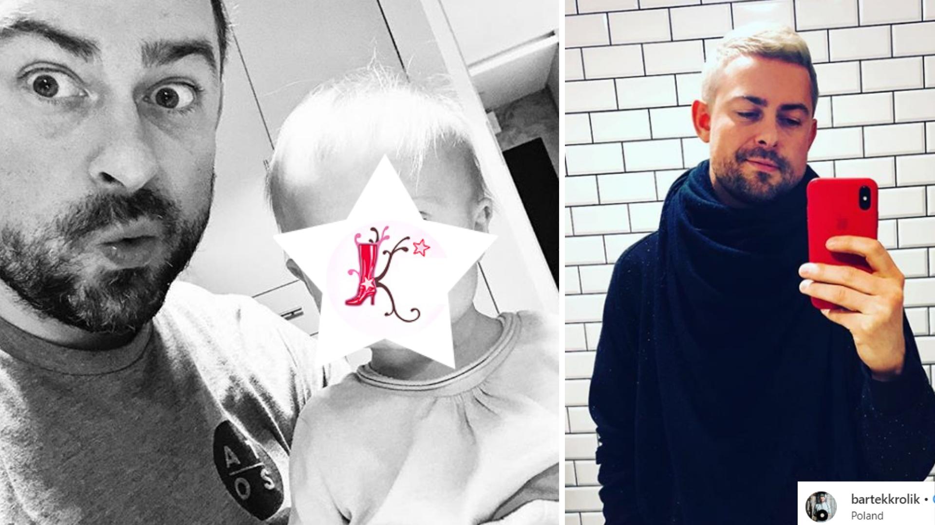 Bartek Królik ma córkę z zespołem Downa. Dopuścił myśl o przerwaniu ciąży