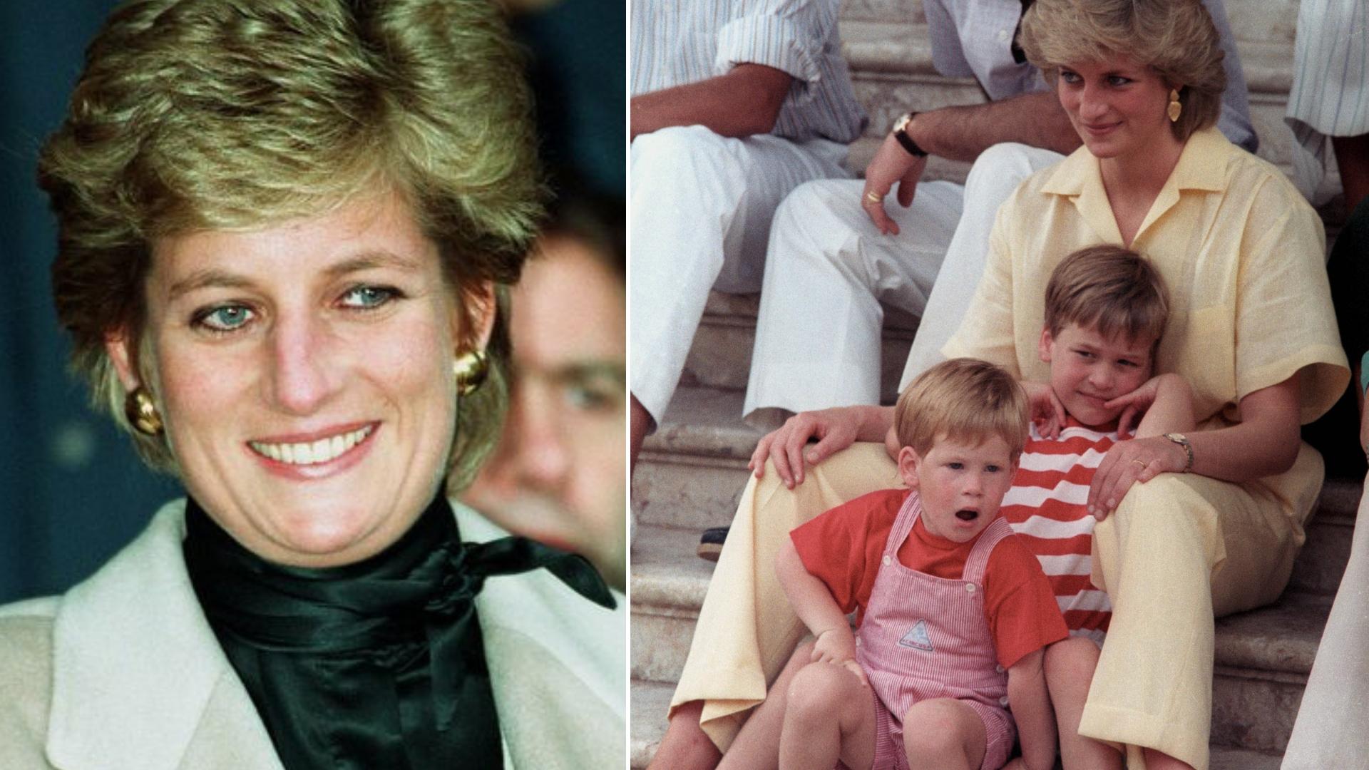 Diana dała OHYDNY prezent świąteczny Harry'emu. Miała DZIWNE poczucie humoru